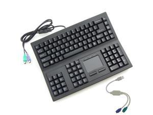 DSI Business Financial Keyboard with Cherry Mechanical Switches & Touchpad DCK-101 - OEM