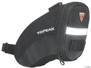 Topeak Aero Wedge Seat Bag: SM