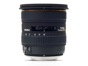 SIGMA 10-20mm F/4-5.6 EX DC Wide Angle Zoom HSM Lens For Four Thirds System