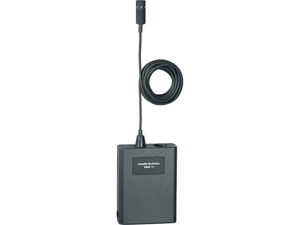 Audio-Technica Cardioid Condenser Lavalier Microphone