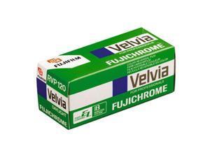 Fujifilm RVP 120 Fujichrome Velvia 50 Professional Color Slide (Transparency) F