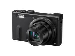 Panasonic LUMIX DMC-ZS40 Digital Camera (Black)
