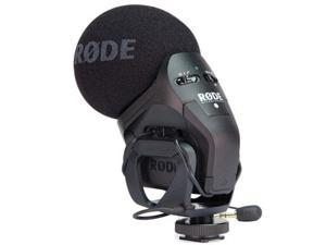 Rode Microphones Stereo VideoMic Pro Condenser Microphone