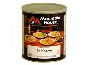 Mountain House Size 10 Can - Hearty Beef Stew