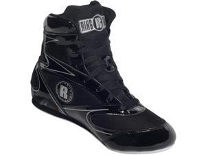 Ringside Lo-Top Diablo Boxing Shoes - Size 11 - Black