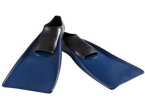 FINIS Long Floating Fins - 2XL (11.5-13) - Black/Navy