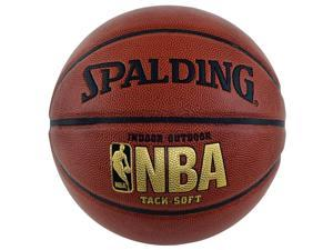 "Spalding NBA Tack Soft Basketball - Size 7 (29.5"")"