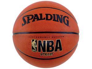 "Spalding NBA Street Basketball - Size 6 (28.5"")"