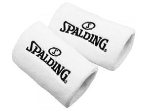 Spalding Wristbands - White