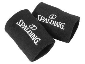 Spalding Wristbands - Black