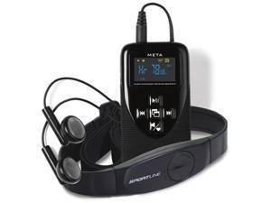 Sportline Unisex M.E.T.A. Heartrate Monitor with MP3 Player