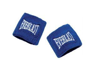 Everlast Wristbands-Blue