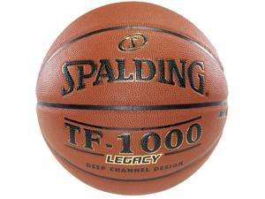 "Spalding TF-1000 Legacy Indoor Composite Basketball - Size 7 (29.5"")"