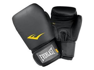 Everlast Thai Training Gloves - Black