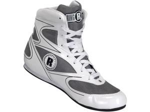 Ringside Lo-Top Diablo Boxing Shoes - Size 10 - White