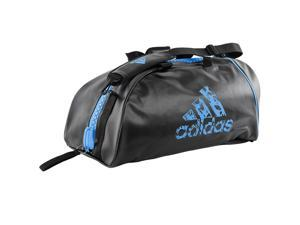 Adidas Training 2-in-1 Backpack/Duffel Bag - Black/Blue