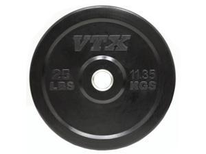 VTX by Troy Barbell 25 lb. Rubber Bumper Plate