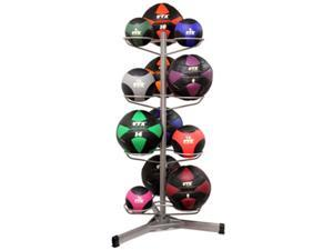 VTX by Troy Barbell Fitness Ball Rack Set