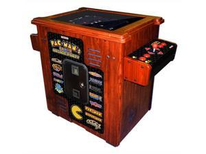 Namco Pac Man's Arcade Party Cocktail Game Cabinet