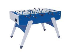 Garlando G-2000 Weatherproof Outdoor Foosball Table with 10 Balls and Cover