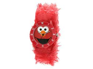 SESAME STREET WATCHES ELMO FURRY WATCH