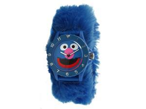 SESAME STREET WATCHES GROVER FURRY WATCH