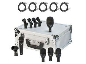 Audix FP5 Fusion Drum Microphone Pack Open Box