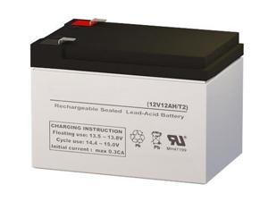 Panasonic LC-RA1212P1 12V 12AH Replacement Battery