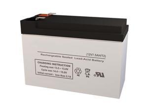 Panasonic LC-R127R2P1-F2 12V 7AH Replacement Battery