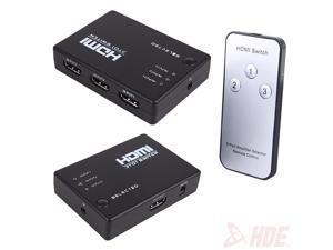 Mini 3 Port HDMI Switch