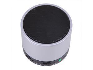 Portable Bluetooth Metal Mini Speaker - Silver