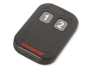 Seco-Larm Enforcer Handheld Slimline RF Transmitters, 2-Button, 3-Channels (SK-919TP2H-NUQ)