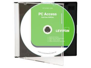 Leviton PC Access Software for End Users (1106W-Version-B)