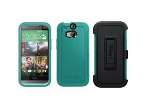 Otterbox Defender Case for HTC One M8 - Aqua Sky