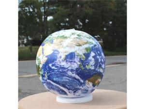 "12"" Astro-view Globe Inflatable NASA Imagery Cool Fun Decor Educational"