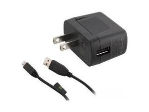 New Original OEM Motorola USB Sync Data Cable + Wall / Home Travel AC Power Charger For Droid Razr Maxx HD , Electrify M ...