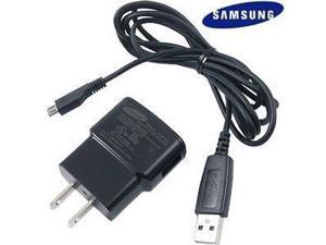 New Original Samsung Galaxy S Micro USB Data Cable Travel Wall/Home Charger ETAOU60JBE For Galaxy S2 T989 R760 4G, Galaxy ...