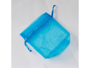 120 pcs Organza Favor Bag or Pouch 3 x 4 inches - Color: Turquoise