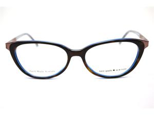 Kate Spade Glasses Frames 130 : Kate Spade Maura Eyeglasses-In Color-Tortoise Cobalt (0X17 ...