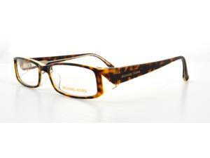 MICHAEL KORS Eyeglasses MK614 207 Tortoise Crystal 50MM