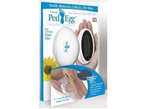 Ped Egg - 3 Replacement Blades Combo and Bonus Miracle Foot Repair