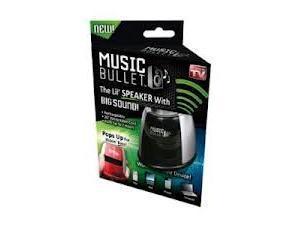 Music Bullet Portable Mini Speaker- Assorted Colors