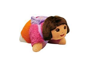 "Pillow Pets- 18"" Folding Pillow- Dora the Explorer"