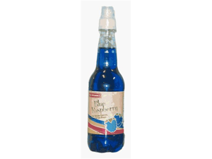 Slushie Express Syrup - Blue Raspberry Flavor - 16 oz
