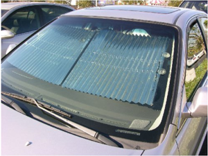 Retractable Sun Shade