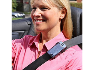 Auto Seat Belt Phone Holder