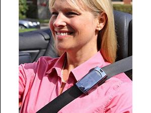 Auto Seat Belt Phone Holder