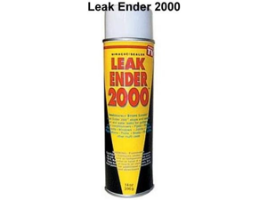 Leak Ender Two Pack - Flexible Spray Sealant as Mighty as the Flex Spray As Seen On TV