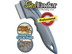 Shed Ender - Quick and Easy Way to Control Shedding of Pets