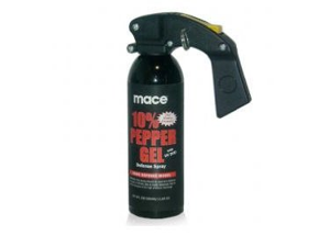 Mace Brand - 10 Percent Pepper Gel - Home Defense
